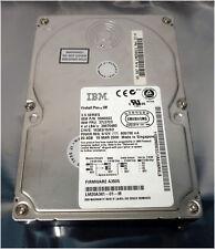 """IBM Fireball Plus LM 20.4 GB, 3.5"""" (LM20A011) Hard Drive, 09N0922, 37L5723"""