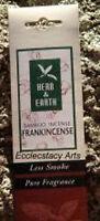 Nippon Kodo Herb & Earth Frankincense Incense Less Smoke 20 Sticks NEW {:-)
