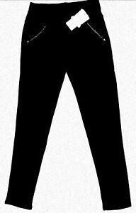 Womens  Fleece Leggings  Winter  Warm   Thermal Pants Trousers 8-12