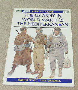 S Army of World War 2: North Africa and the Mediterranean v.2