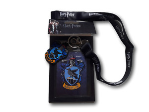 Harry Potter Ravenclaw Lanyard and Keyring Set