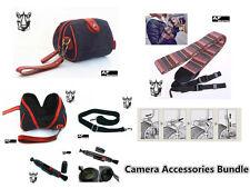 CF46u Camera Case Bag & Shoulder Strap & Lens Pen for SONY DSC H400 DSC H300