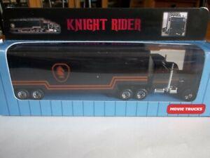 Matchbox Knight Rider Truck - Mobile Foundation Unit - Kenworth - Custom - 1/80