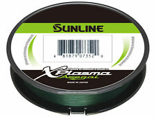 *NEW Sunline Xplasma Asegai 12lb Light Green 600yd 63043224