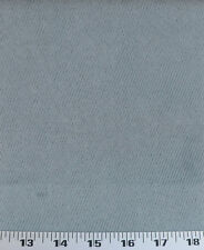 Drapery Upholstery Fabric Corduroy Textured Cloth Backed Suede - Denim Blue