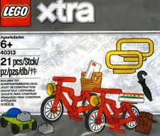 Lego® - 40313 - Set Fahrräder + Skateboard Bicycle Accessoires Polybag