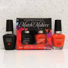 CUCCIO Veneer Match Makers - SHAKING MY MOROCCO 6019 Gel & Nail Lacquer Duo Kit