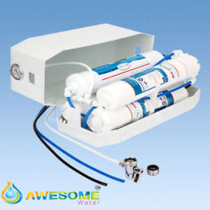 AWESOME WATER® - Ultra High Purity Plus Reverse Osmosis Countertop
