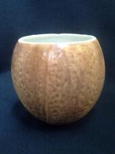 "Trader Vic""s ""No Aloha"" coconut mug"