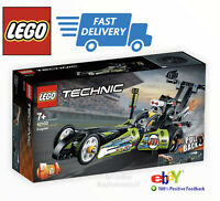 New 42103 LEGO Technic Dragster 225 Pieces Age 7 Fast Post Lego Car