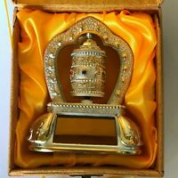 Tibetan Chinese Antique  Shrine Sensitive to sunlight. With Gift Box