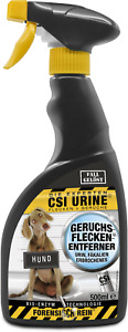 CSI Urine® Hund Geruchs- und Fleckenentferner 500ml  3,85€/100ml