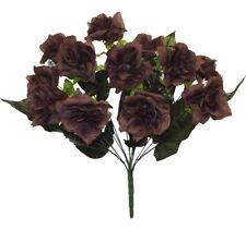 72 Open Roses Chocolate Brown Long Stem Wedding Rose Bouquet Centerpiece Flowers