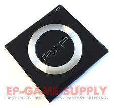 Black Glossy UMD Cover For Sony PSP 2001 2000