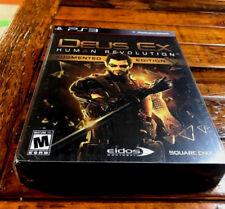 Deus Ex: Human Revolution AUGMENTED EDITION Playstation 3 PS3 BRAND NEW SEALED