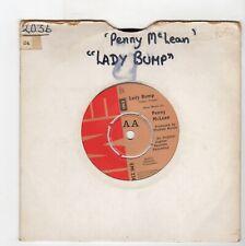 (S842) Penny McLean, Lady Bump - 1975 - 7 inch vinyl