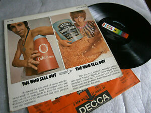 WHO  -  Sell Out  press Original DECCA  USA