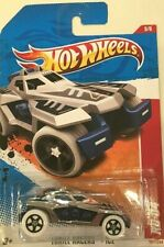 Hot Wheels  Thrill Racers-ICE RD-04 Chrome Body w/White Wheels 5 SP  5/6 197/24
