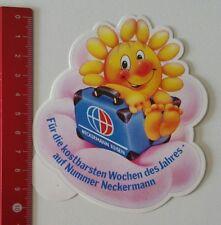 Aufkleber/Sticker: Neckermann Reisen (190217117)