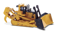 DIECAST MASTERS 85538 1:125 SCALE CAT D11T BULLDOZER TRACK TYPE TRACTOR