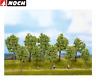 NOCH 24200 Bäume Frühling, 10 - 14 cm hoch (10 Stück) - NEU + OVP