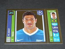 206 HULK ZENIT ST PETERSBURG PANINI FOOTBALL UEFA CHAMPIONS LEAGUE 2014-2015