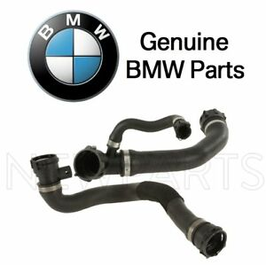 For BMW E38 740i 740iL E39 540i Set of Upper & Lower Radiator Cooling Hoses OES