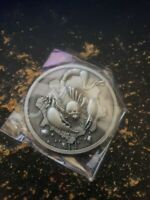 Xbox Microsoft Gears of War 5 Promotional launch kit coin Rare exclusive unique