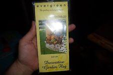 New listing Give Thanks Harvest Table Evergreen Fall Garden Flag 141S836