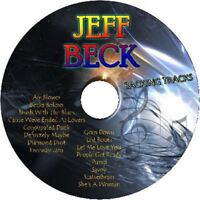 JEFF BECK GUITAR BACKING TRACKS CD BEST OF GREATEST HITS MUSIC PLAY ALONG MP3