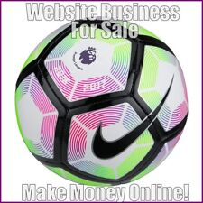 Football site Business Earn £ 12 a Sale | Free Domain | Free hosting | Free Traffic