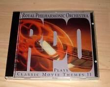 CD Album - Royal Philharmonic Orchestra - Plays Classic Movie Themes II ( 2 )