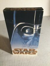 1995 Vintage VHS The Making of Star Wars George Lucas #9520