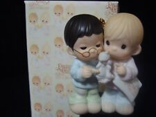 Precious Moments Ornaments-How Can Two Work Together-20'th Anniversary Le