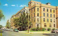 IL Kankakee 1960 ST MARYS HOSPITAL Dexter Press postcard GH2