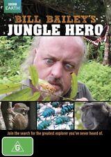 Bill Bailey's Jungle Hero (DVD, 2014) Region 4 Brand New!