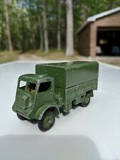 Dinky Toys 623G Covered Army Wagon Truck Green 1954 Made In England Meccano