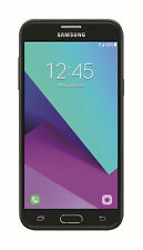 NEW Samsung Galaxy J3 (2017) SM-J327R - 16 GB - Black (US Cellular) Smartphone