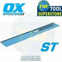 OX Speedskim ST 600mm Semi Flexible Plastering Rule Replacement Blade P531260