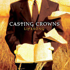 Lifesong - Casting Crowns (CD, 2005, Reunion) - FREE SHIPPING