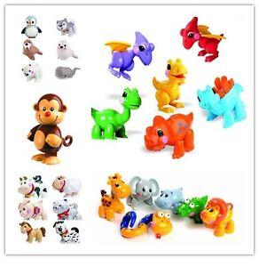 Tolo Toys Brand New First Friend Animals Puppy Giraffe Snake Monkey