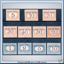 Somalia Selllado n. 12/22 Certificado FARE OFRECE