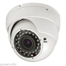 1800TVL CMOS Color Super HAD 36 Infrared Zoom Lens Surveillance Security Camera