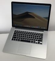 "A1398 MacBook Pro 15"" Retina Mid 2015 (IG) i7-4870HQ 16GB 512GB C-Stock"