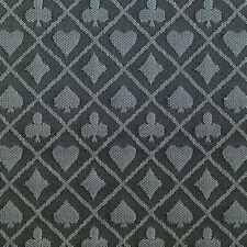 PRO Suited Speed Cloth for Poker Tables - Two-Tone Platinum (9 Feet)
