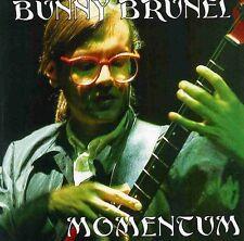 Momentum - Bunny Brunel (2009, CD NIEUW)