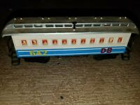 DB 642 OLD TIME PASSENGER CAR, HO SCALE