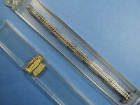 "EXTRA LONG Vintage Speidel White Gold FilledLadies Stretch Watch Band.6 1/8""-9""+"
