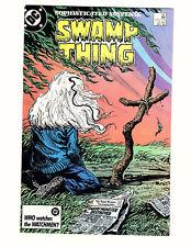 Swamp Thing #55 (1986, Dc) Vf/Nm Alan Moore Rick Veitch Batman Deadman