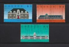 """Canada  1989 # 1181 - 1183   """" Architecture High Values  """" Set of 3   Used  F"""